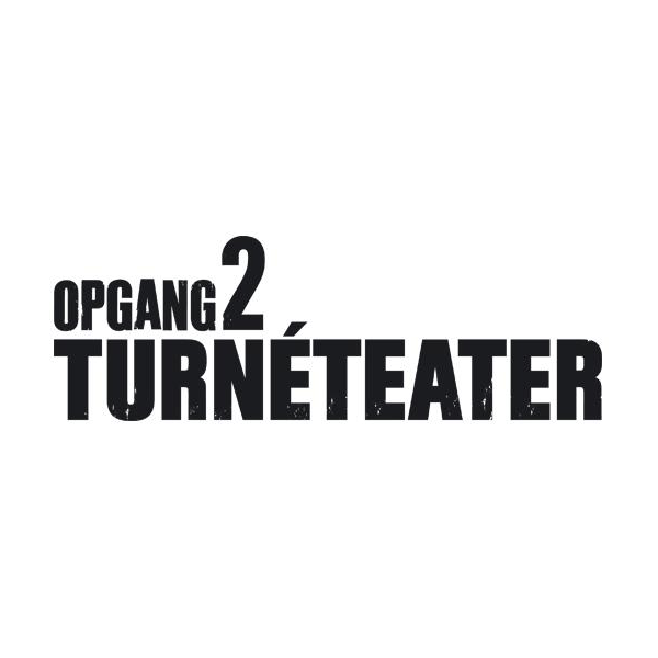Logo for Opgang 2 Turnéteater