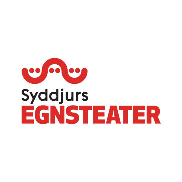 Logo for Syddjurs Egnsteater