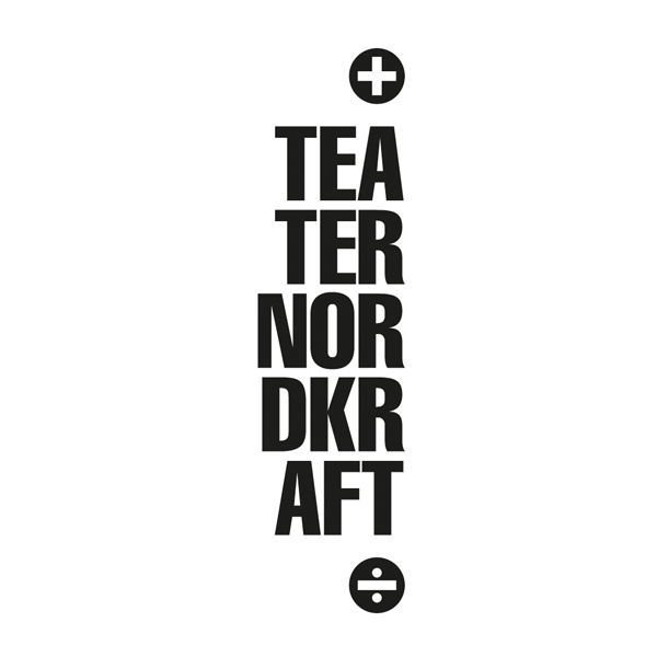 logo for teater nordkraft